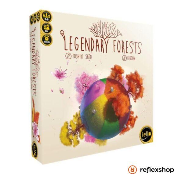 Legendary Forests borító