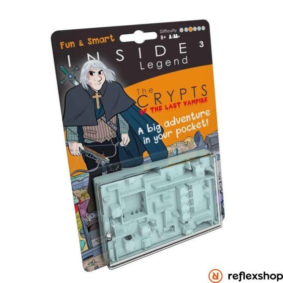INSIDE3 Legend - A kripták logikai játék