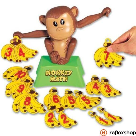 Popular Playthings Monkey Math fejleszt?játék