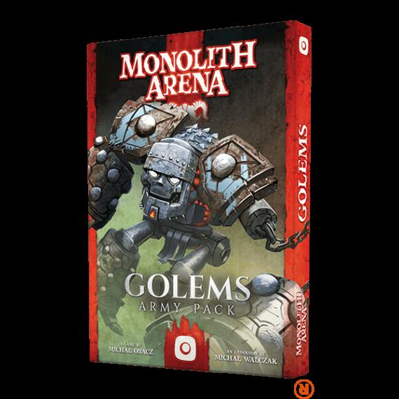 Monolith Arena Golem
