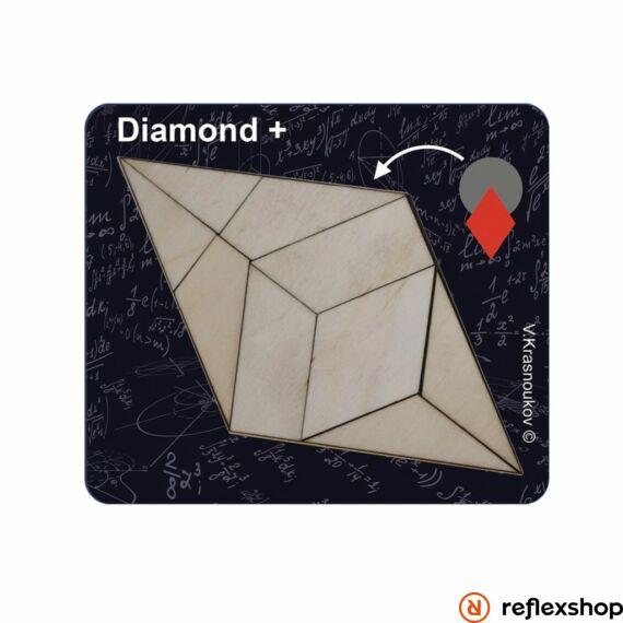 Krasnoukhov Packing Problems - Diamond logikai játék