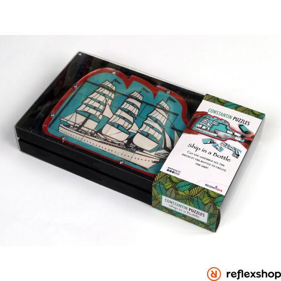 Recent Toys Ship in a Bottle logikai játék