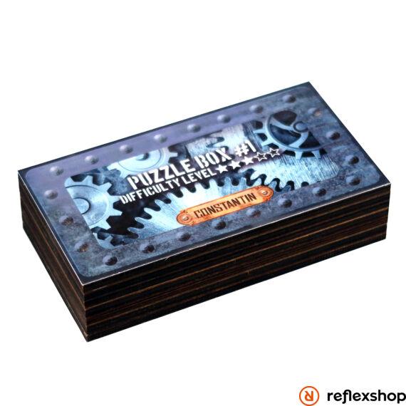 Constantin puzzle box #1 logikai játék
