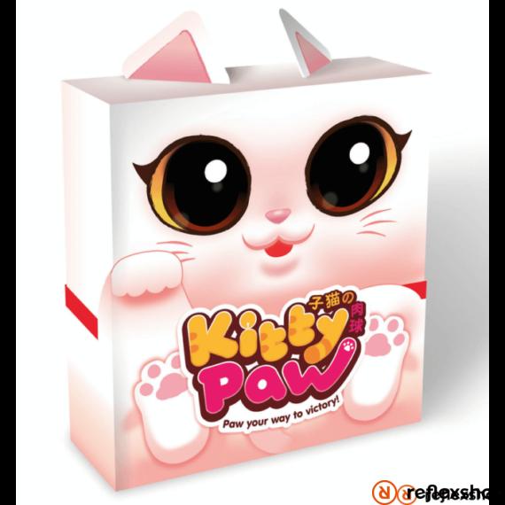 Kitty Paw angol nyelvű társasjáték