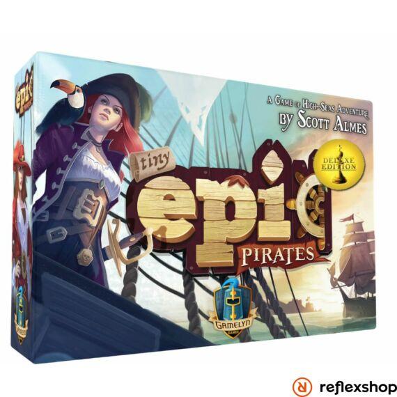 Tiny Epic Pirates angol nyelvű társasjáték