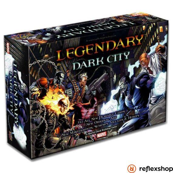 Marvel Legendary: Dark City angol nyelvű kiegészítő
