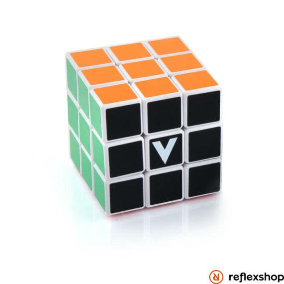 V-Cube 3x3 versenykocka, egyenes, fehér