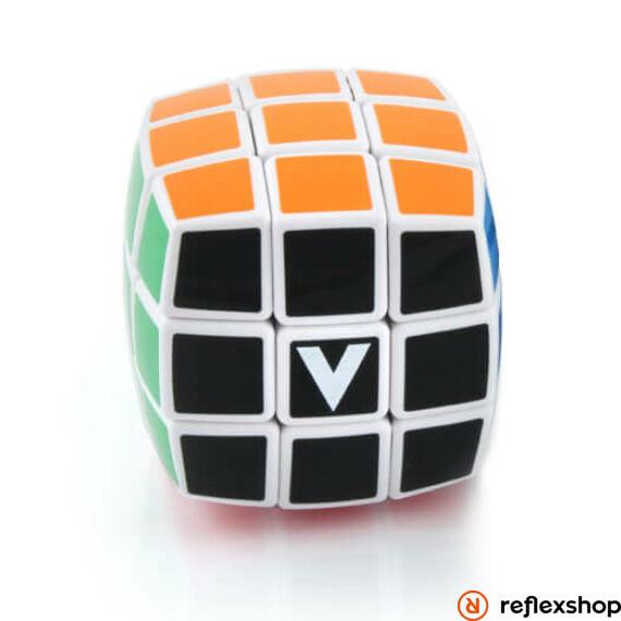 V-Cube 3x3 versenykocka lekerekített fehér matrica nélküli