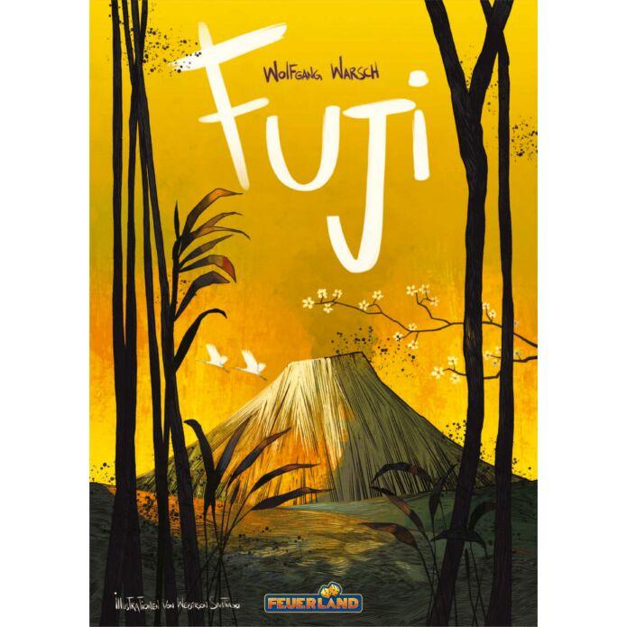 Fuji angol nyelvű társasjáték