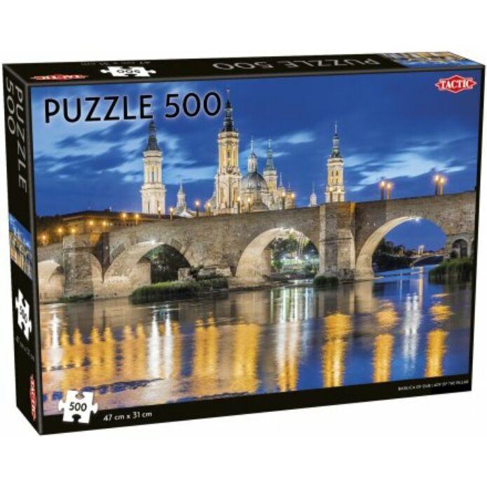 Tactic - Bazilika puzzle - 500 db