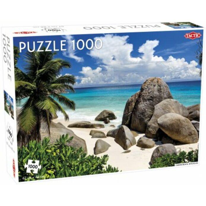 Carana Beach' puzzle 1000 pcs (multi)