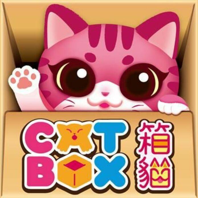 Cat box társasjáték, angol nyelvű