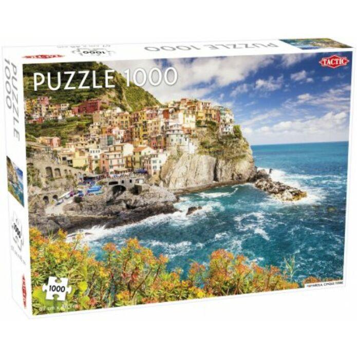 Tactic - Cinque Terre puzzle 1000 pcs