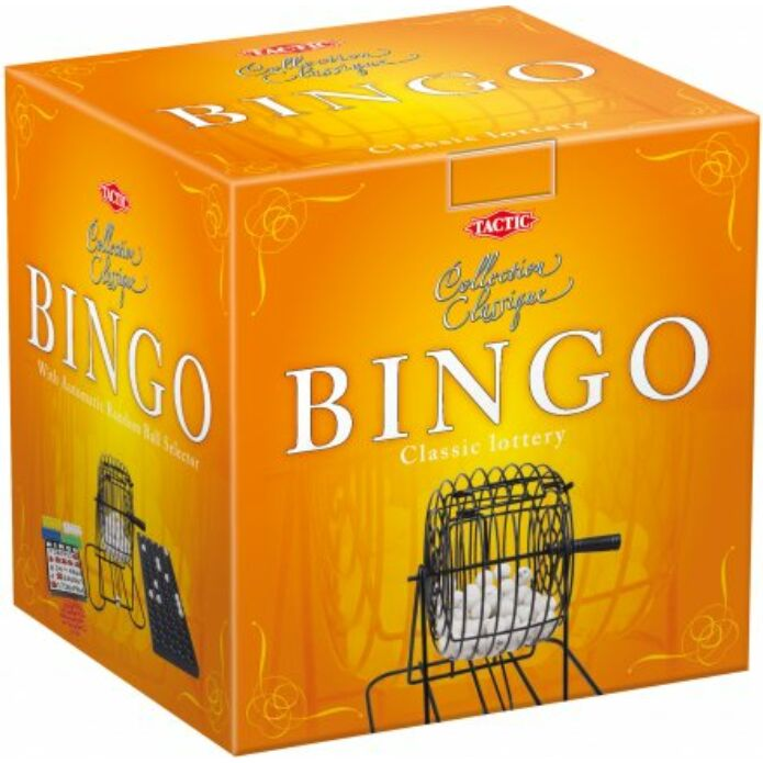 Tactic - Collection Classique Bingo társasjáték