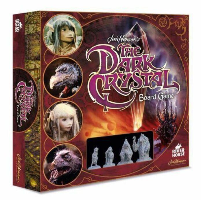 Dark Crystal társasjáték, angol nyelvű