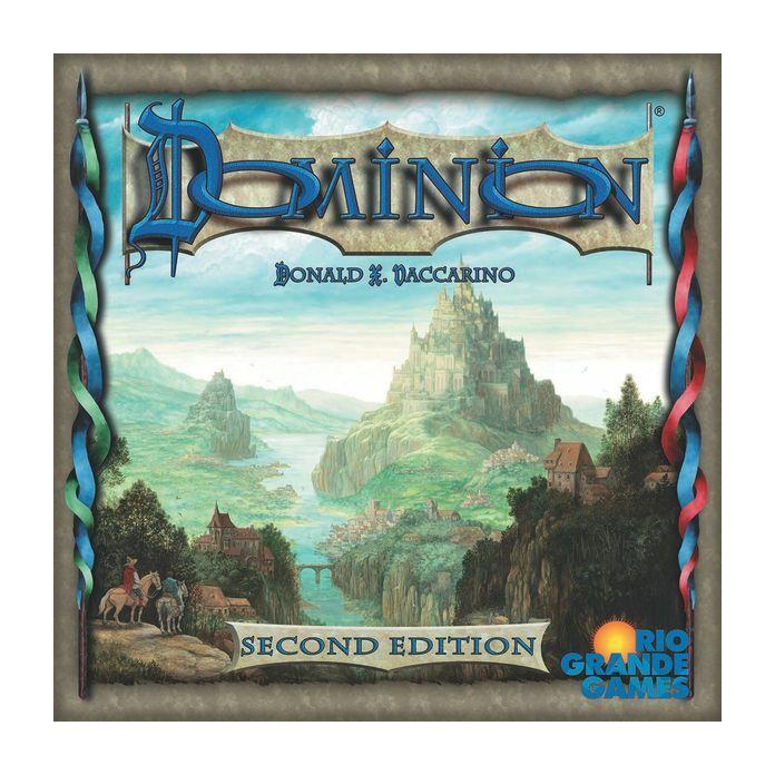 Dominion 2nd edition  angol nyelvű társasjáték - Reflexshop