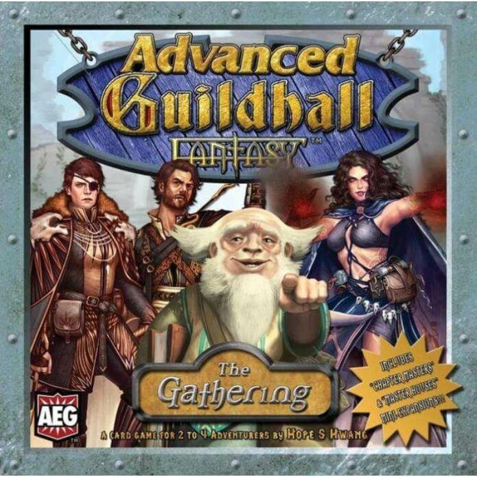 Guildhall Fantasy: The Gathering társasjáték, angol nyelvű