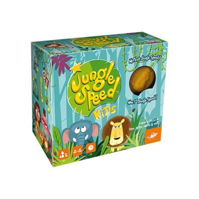 Jungle Speed társasjáték Kids, angol nyelvű