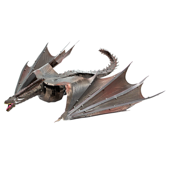 Metal Earth: Iconx Game of Thrones: Drogon