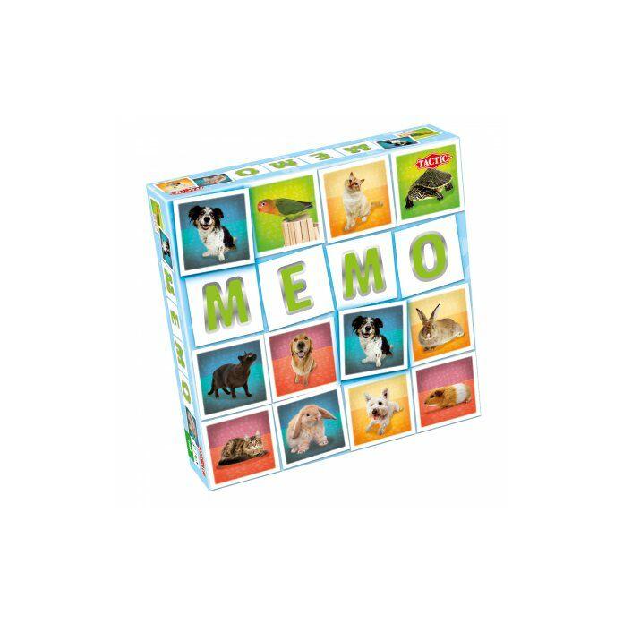 Tactic - Memo Pets társasjáték