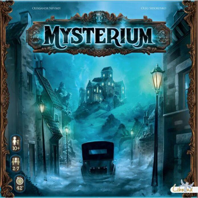 Mysterium társasjáték, angol nyelvű