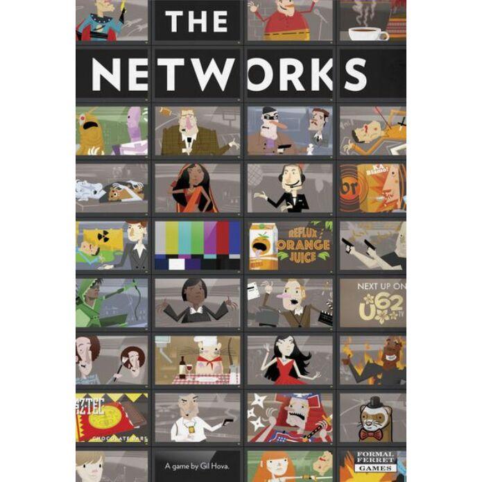 Networks angol nyelvű társasjáték