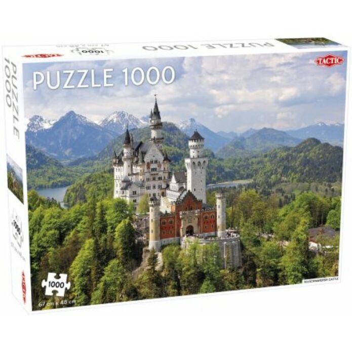 Tactic - Neuschwanstein Kastély puzzle 1000 pcs