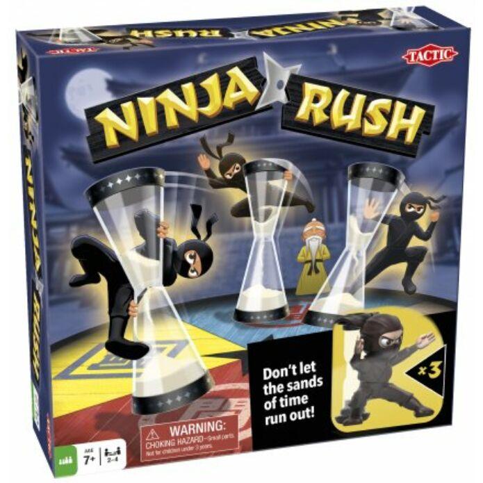 Tactic - Ninja Rush társasjáték