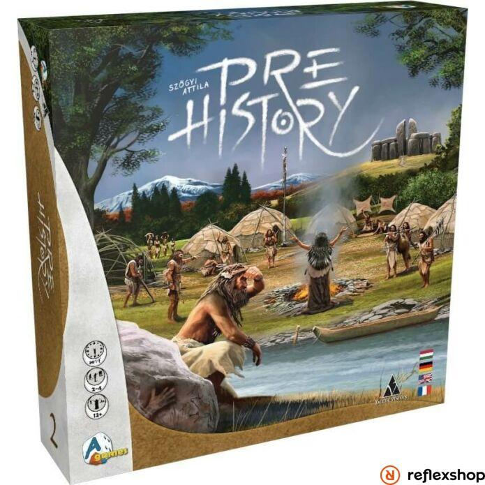 Prehistory társasjáték - Reflexshop