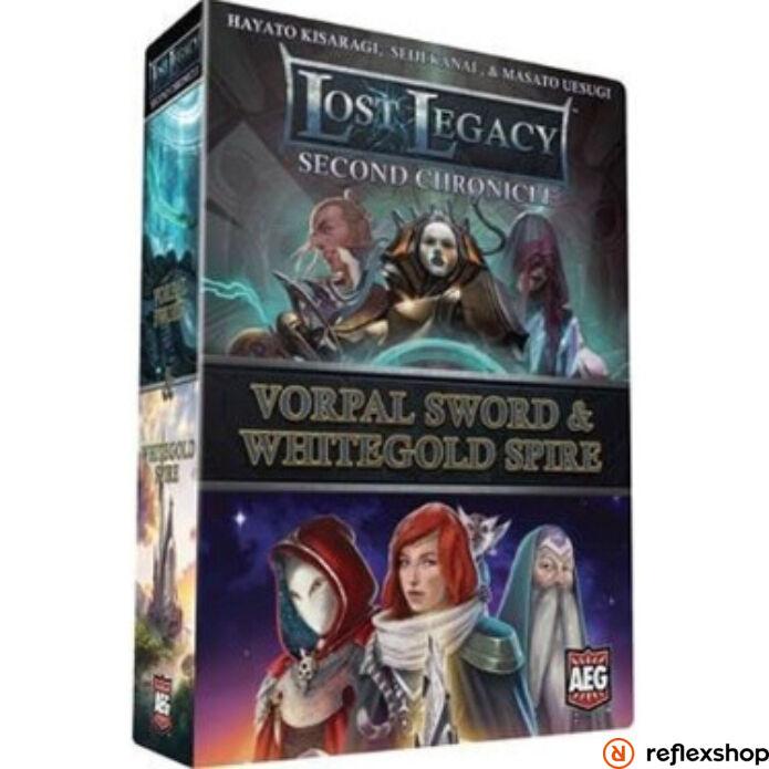 Lost Legacy Vorpal Sword & Whitegold Spire angol nyelvű társasjáték