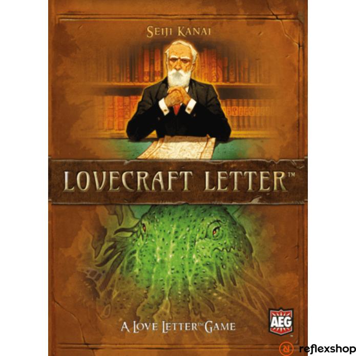 Lovecraft Letter angol nyelvű társasjáték