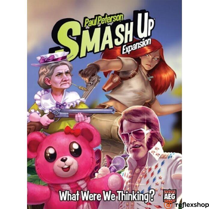 Smash Up What Were We Thinking angol nyelvű társasjáték