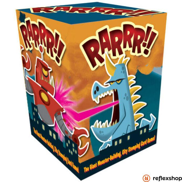 Rarrr! angol nyelvű társasjáték