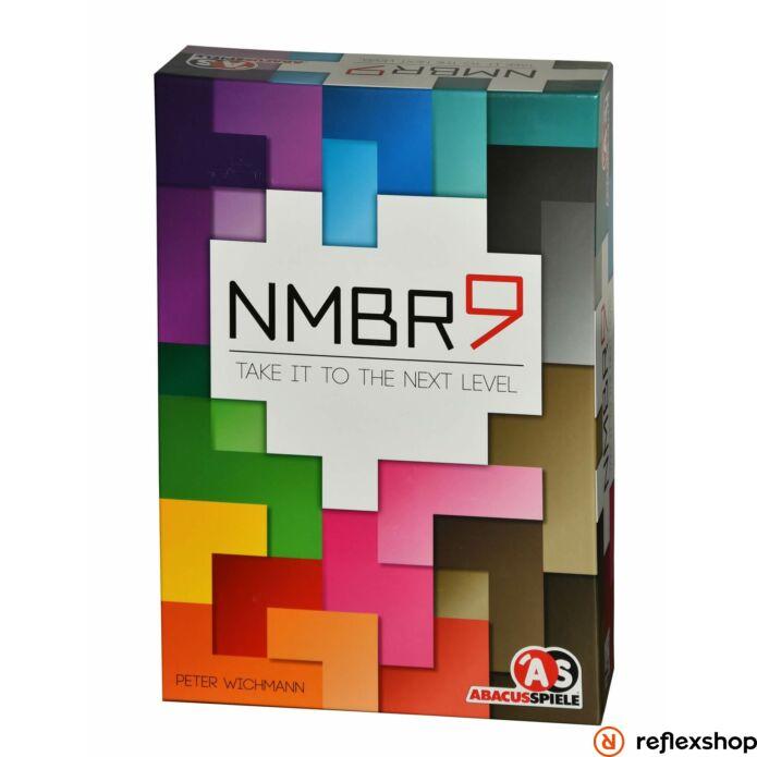 Abacus NMBR9 társasjáték