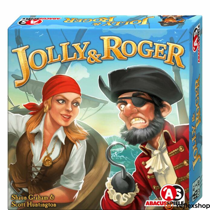 Abacus Jolly&Roger társasjáték