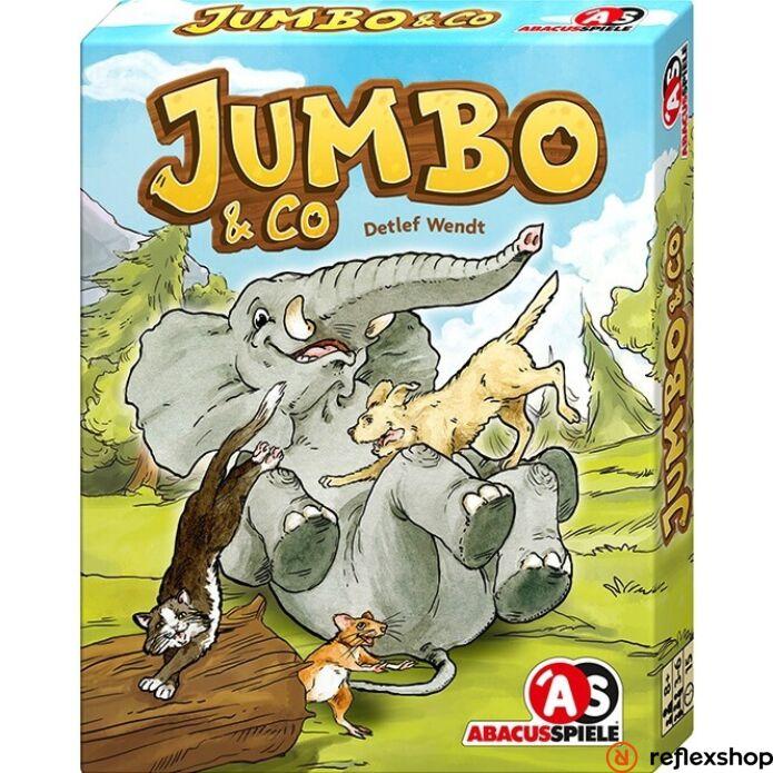 Abacus Jumbo & Co társasjáték