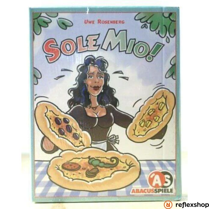 Abacus Sole Mio! Társasjáték