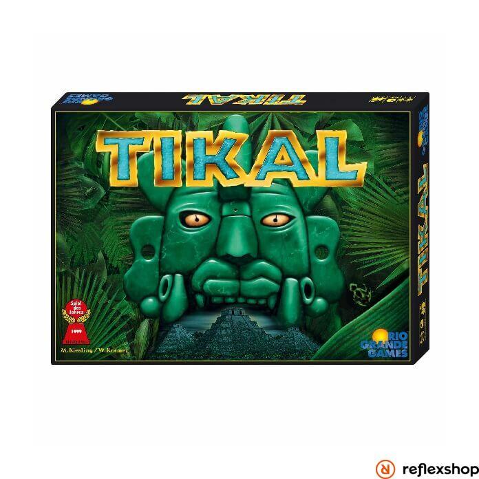 Abacus Tikal társasjáték