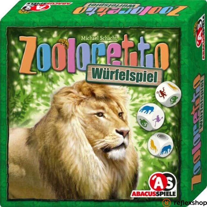 Abacus Zooloretto kockajáték