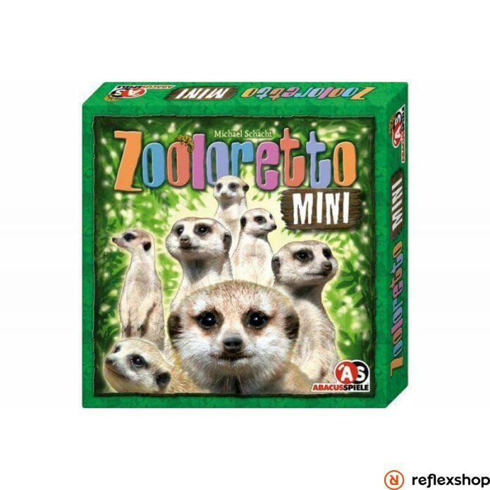 Abacus Zooloretto mini társasjáték