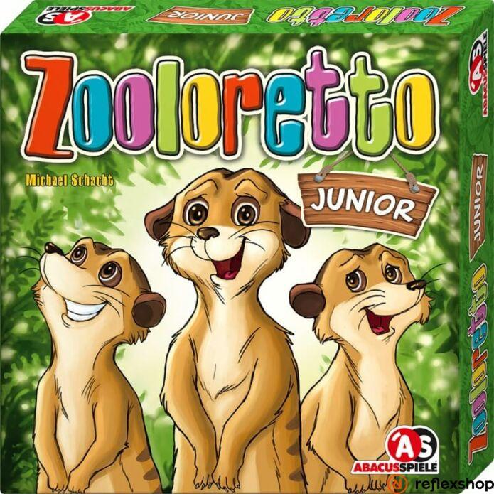 Abacus Zooloretto Junior társasjáték