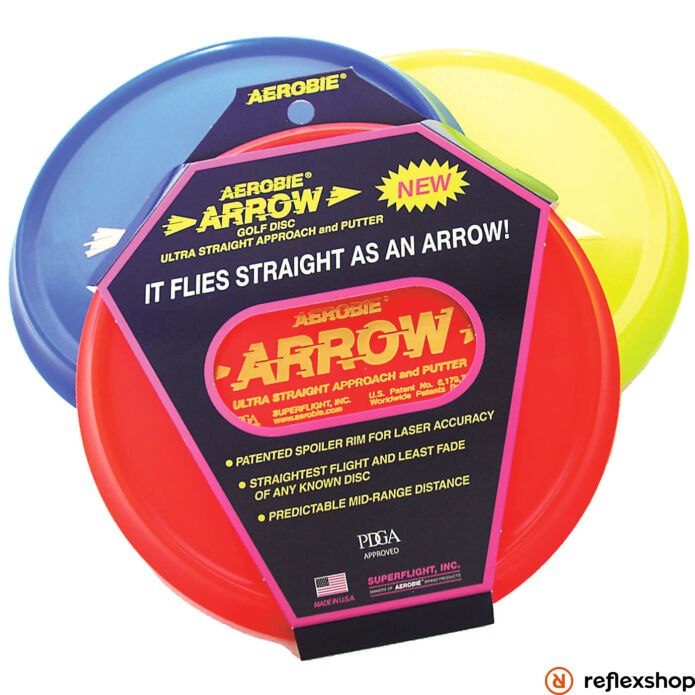 Aerobie Arrow Putter (golf korong)