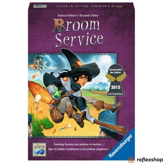 Broom Service angol nyelvű társasjáték