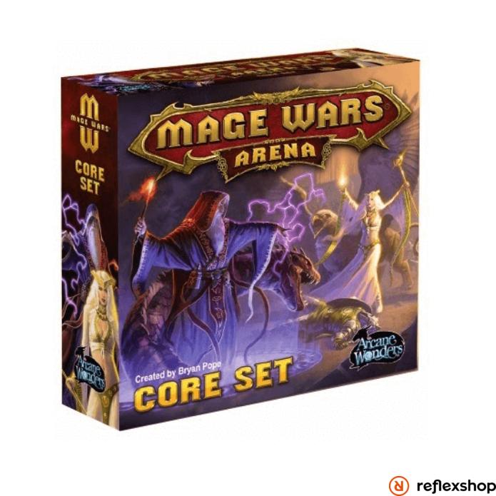 Mage Wars: Arena angol nyelvű társasjáték