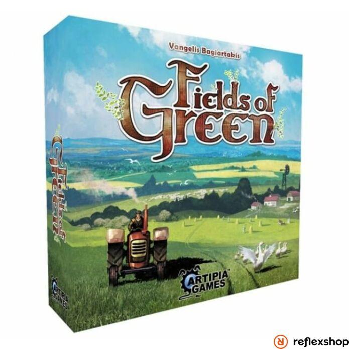 Fields of Green angol nyelvű társasjáték
