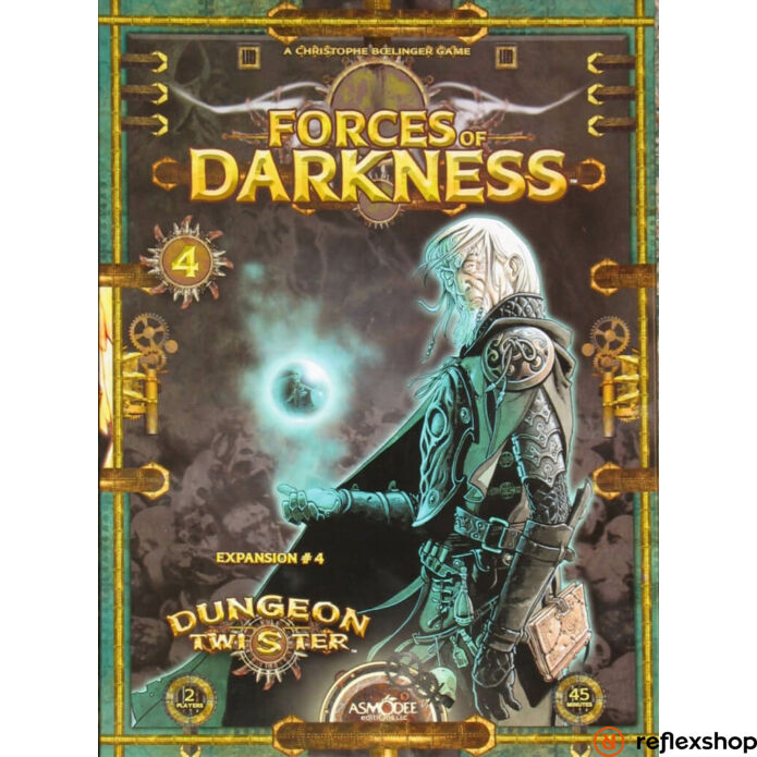 Dungeon Twister kiegészít? - Forces of Darkness