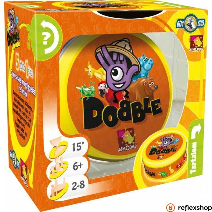 Asmodee Dobble Állatok társasjáték