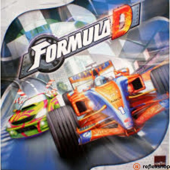Formula D társasjáték