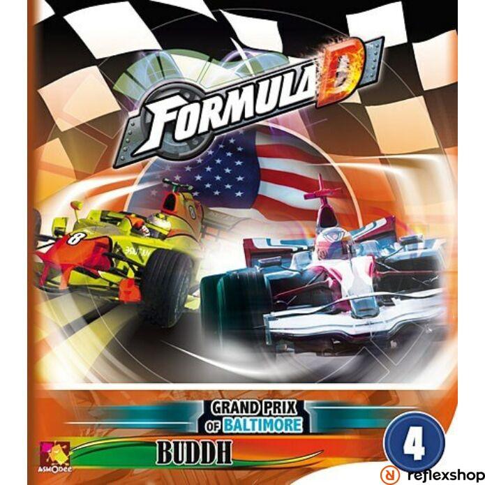 Formula D: új pályák - Baltimore és Buddh kiegészít?