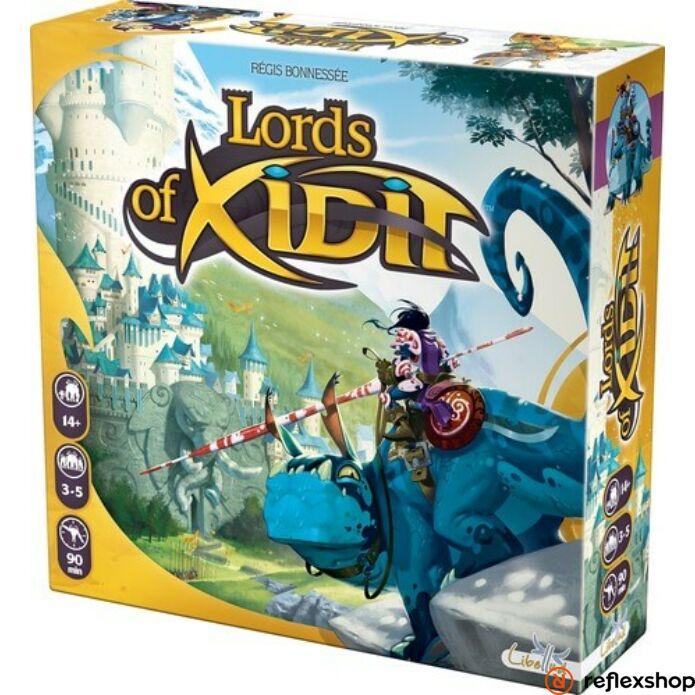 Lords of Xidit társasjáték